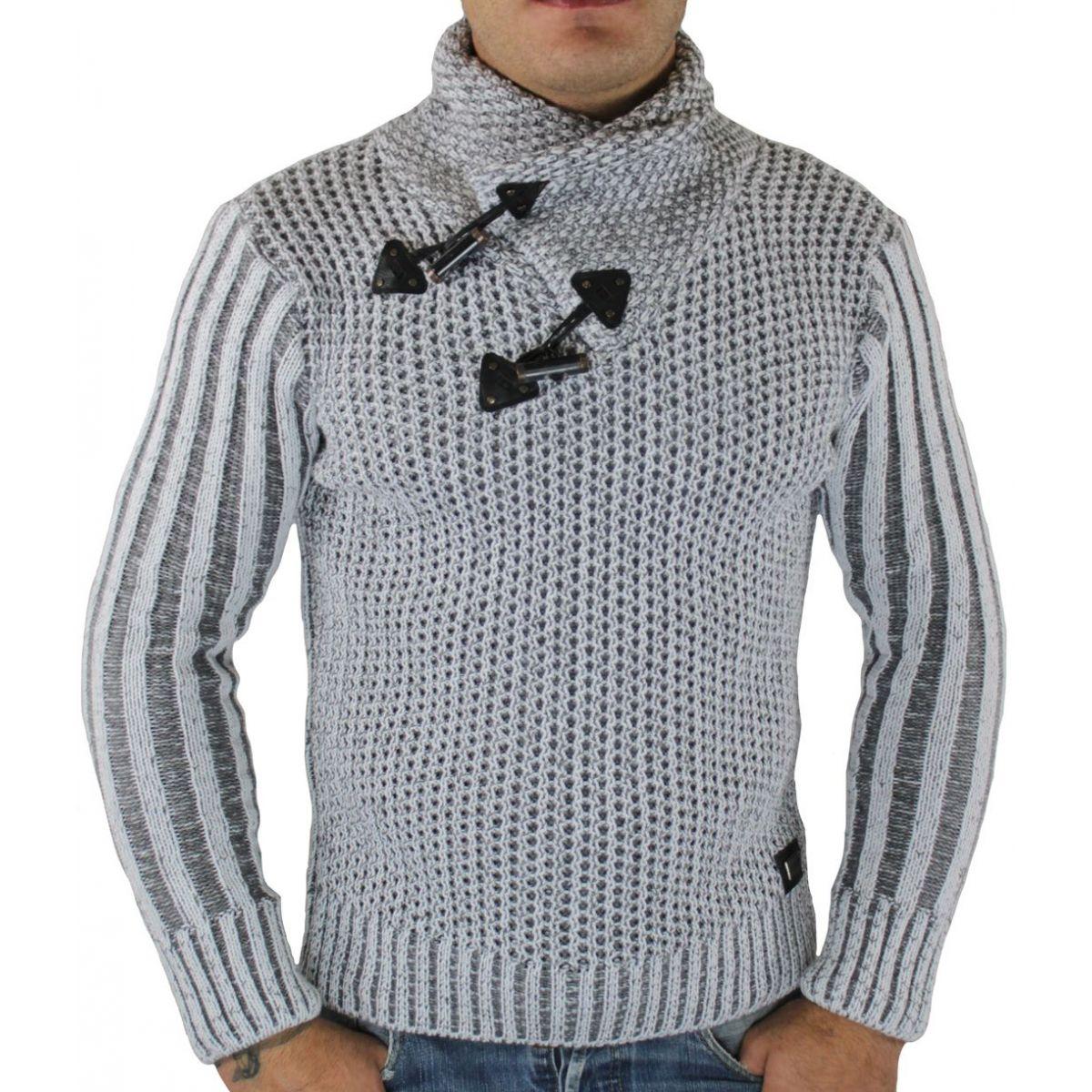 Pull Homme Fashion Blanc