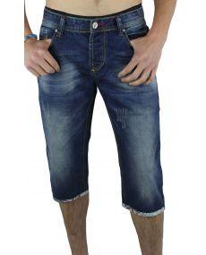 Bermuda jeans homme 26