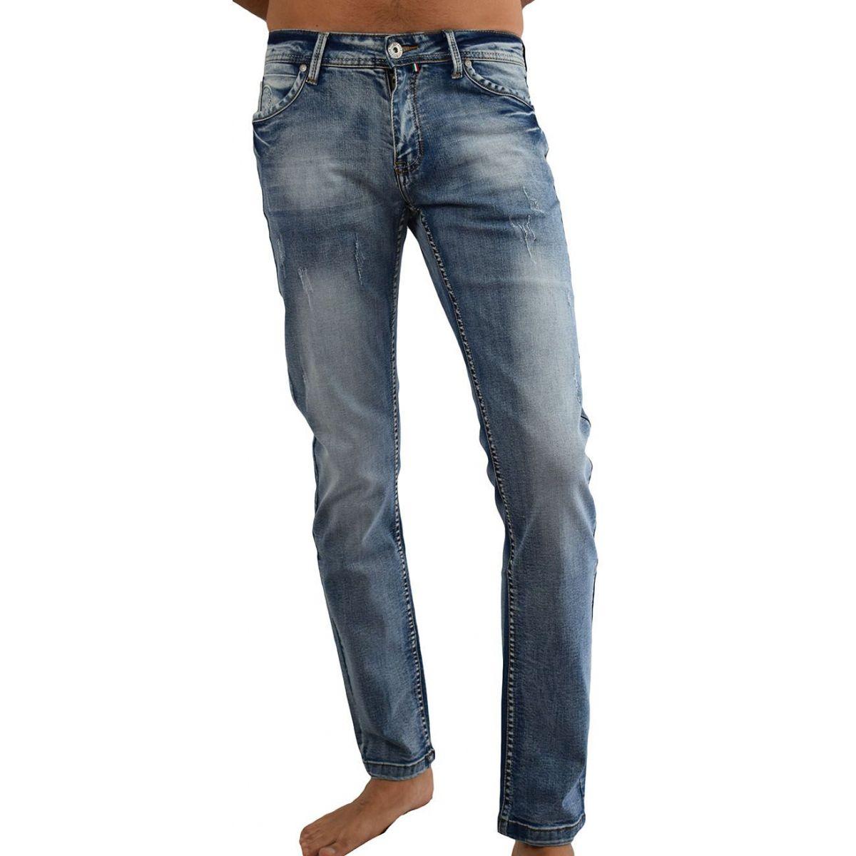 jeans homme fashion bleu d lav